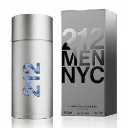 Carolina Herrera 212 Men NYC, woda toaletowa, 30ml (M)