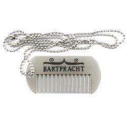 Bartpracht, grzebień do brody i wąsów na łańcuszku