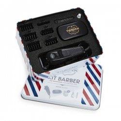 Termix Barber Kit, zestaw maszynka + szczotka