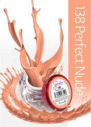 Semilac UV Gel Color 138 Perfect Nude, 5ml