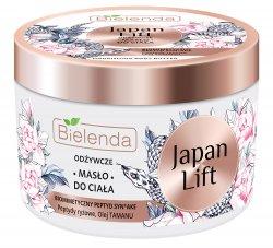 Bielenda Japan Lift, odżywcze masło do ciała, 200ml
