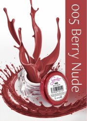 Semilac UV Gel Color 005 Berry Nude, 5ml