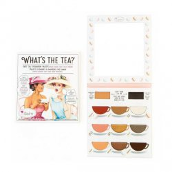 The Balm What's The Tea?, paleta cieni do powiek, Hot Tea
