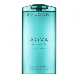 Bvlgari Aqva Marine, żel do kąpieli, 200ml