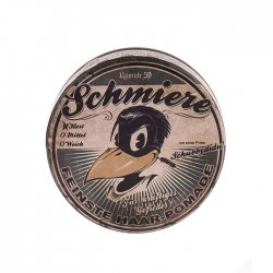 Schmiere Strong Pomade, pomada do włosów, 140ml