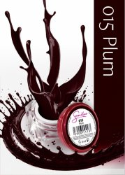 Semilac UV Gel Color 015 Plum, 5ml