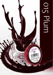 Semilac UV Gel Color 015 Plum, 5ml
