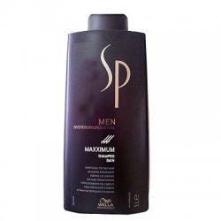 Wella SP Men Maxximum Shampoo, szampon dla mężczyzn wzmacniający włosy, 1000ml