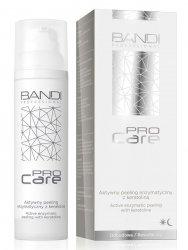 Bandi Pro Care, aktywny peeling enzymatyczny z keratoliną, 75ml