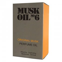 Gosh Musk Oil, perfumy unisex, 10ml (U)