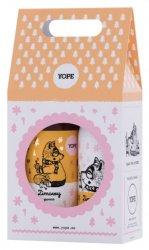Yope, Zimowy Poncz, zestaw prezentowy, mydło 500ml + balsam 300ml