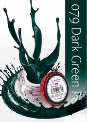 Semilac UV Gel Color 079 Dark Green Pearl, 5ml
