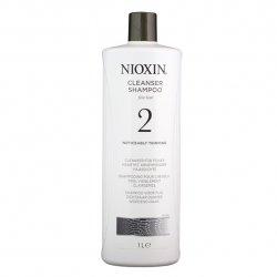 Nioxin System 2, szampon oczyszczający, 1000ml