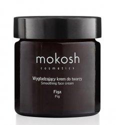 Mokosh, wygładzający krem do twarzy, figa, 60ml