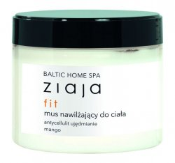 Ziaja Baltic Home Spa Fit, mus nawilżający do ciała, 300ml