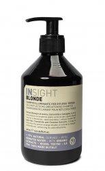 InSight Blonde, rozświetlający szampon do włosów blond, 400ml