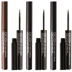Gosh Long Lasting Eye Liner Pen, długotrwały eyeliner w płynie , 1.8ml
