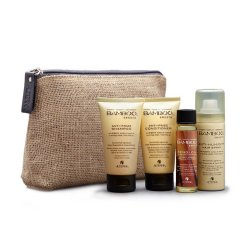 Alterna Bamboo Smooth Travel Kit, zestaw podróżny