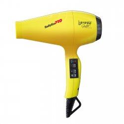 BaByliss Pro Luminoso Giallo, suszarka do włosów, 2100W, BAB6350IYE
