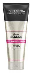 John Frieda Sheer Blonde, szampon do zniszczonych włosów blond, 250ml