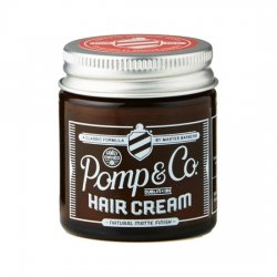 Pomp&Co. Hair Cream, matowa pasta do włosów, 28g