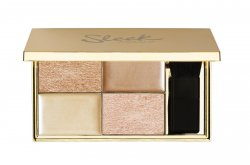 Sleek Makeup Highlighter Palette, paleta rozświetlaczy Cleopatra's Kiss