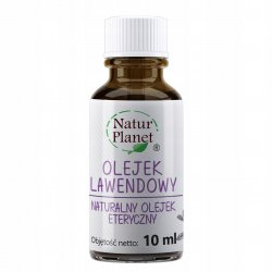 NaturPlanet, olej lawendowy, 10ml