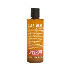 Uppercut Deluxe, Face Wash, płyn do mycia twarzy z peelingiem, 250g