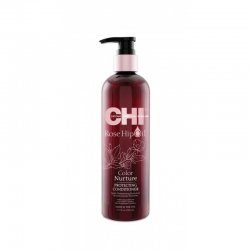 CHI Rose Hip Oil, odżywka, 340ml