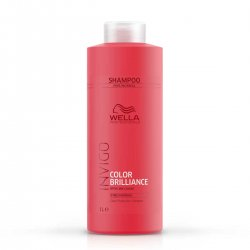 Wella Invigo, Color Brilliance, szampon do włosów grubych, 1000ml