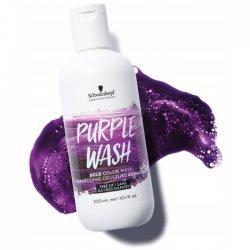 Schwarzkopf Bold ColorWash, szampon koloryzujący fioletowy, 300ml