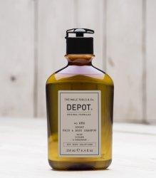 Depot No. 606, odświeżający szampon do włosów i ciała, 250ml