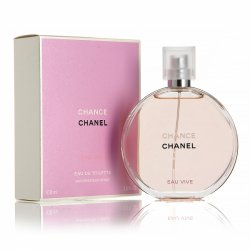 Chanel Chance Eau Vive, woda toaletowa, 100ml (W)