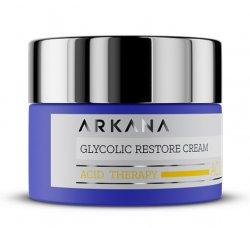 Arkana, specjalistyczny krem z kwasem glikolowym i fitowym, 50 ml, ref. 46084
