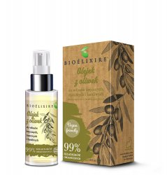 Bioelixire Organic, olejek z oliwek, 50ml