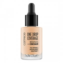 Catrice, One Drop Coverage Weightless Concealer, lekki korektor, 7ml