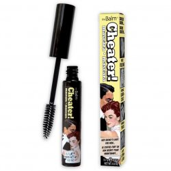 The Balm Cheater, pogrubiająca mascara, czarna, 5,7ml