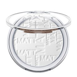 Catrice, All Matt Plus Shine Control Powder, puder matujący