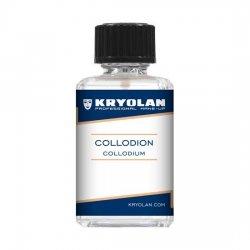 Kryolan Collodium, preparat do imitacji sztucznych blizn, 30ml