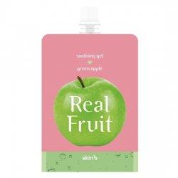Skin79 Real Fruit, odżywczo-nawilżający żel jabłkowy, 300g