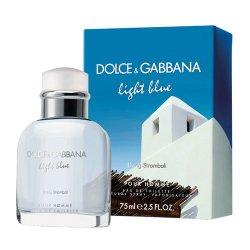 Dolce & Gabbana Light Blue Living Stromboli, woda toaletowa, 125ml (M)