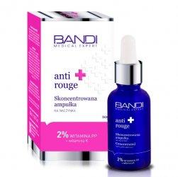 Bandi Medical Expert, Anti Rouge, skoncentrowana ampułka na naczynka, 30ml