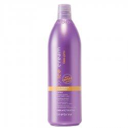 Inebrya Ice Cream Liss-Pro, szampon wygładzający, 1000ml