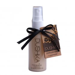 Dushka, spray do włosów Keratyna, 50ml