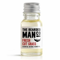 Bearded Man Fresh Cut Grass, olejek do brody Świeżo Skoszona Trawa, 10ml