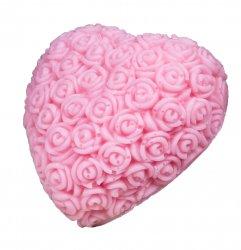 LaQ, mydło glicerynowe, wielkie serce