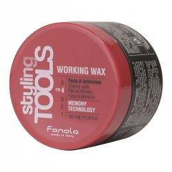 Fanola Styling Tools, woskowa pasta do stylizacji włosów, 100ml