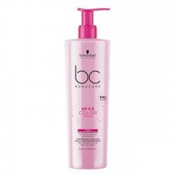 Schwarzkopf BC Color Freeze pH 4.5, szampon micelarny do włosów farbowanych, 500ml