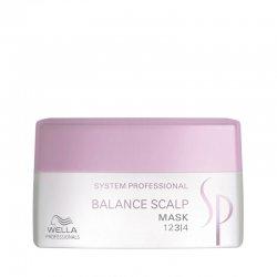 SP Balance Scalp, kojąca maska do wrażliwej skóry głowy, 200ml