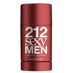 Carolina Herrera 212 Sexy, deostick, 75ml (M)